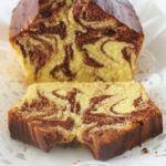 Cake de mármol