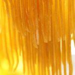 Spaguetis frescos