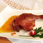 Confit de muslitos de pato mandarín-a