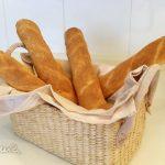 Barritas de pan – La Cocinera