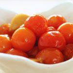 Tomates cherry confitados – La Cocinera y convencional
