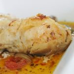 Muslos de pollo a la napolitana –  Convencional y La Cocinera